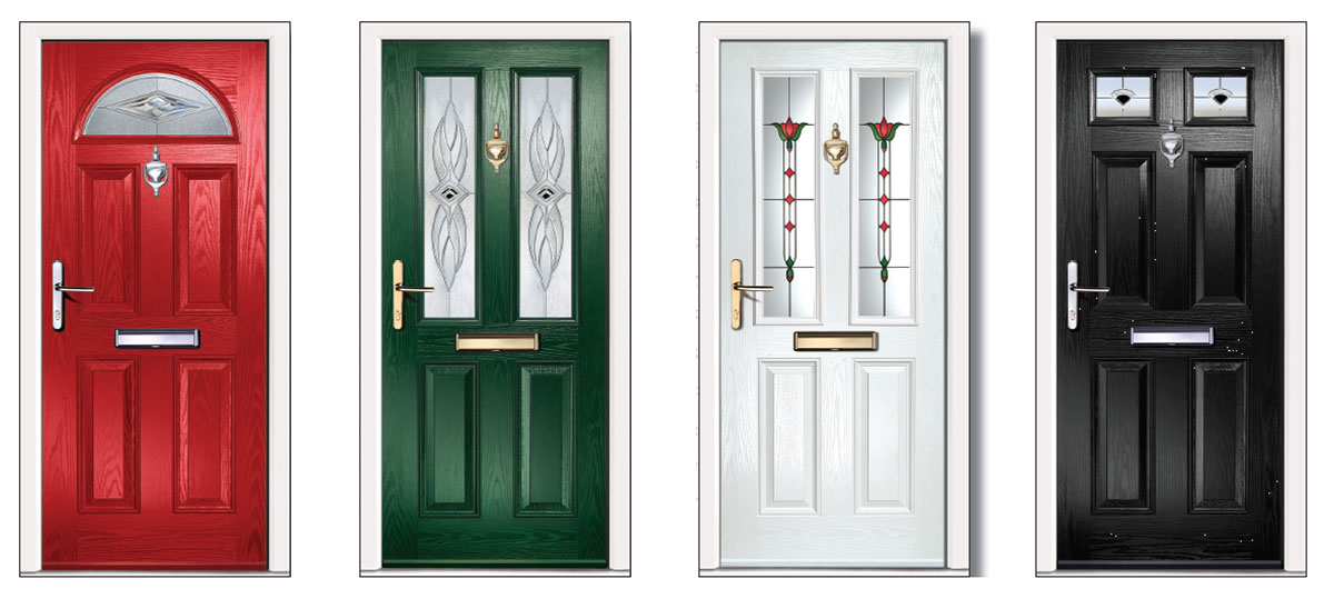 Virtuoso Composite Doors By Lochinvar Edinburgh