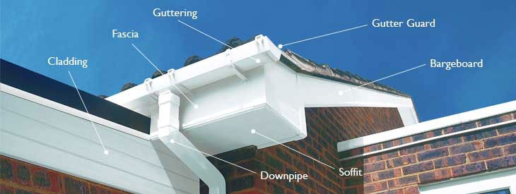 Upvc Roofline Edinburgh Installation Of Roofline Products
